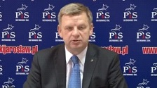 Poseł Jarosław Rusicki
